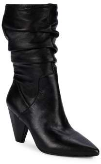 Anne Klein Point-Toe Slouchy Boots