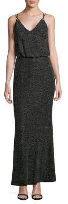 Calvin Klein Sleeveless Knit Gown