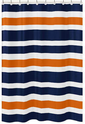 JoJo Designs Sweet Stripe Shower Curtain