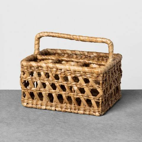 Hearth & Hand with Magnolia Woven Utensil Caddy - Hearth & Hand with Magnolia