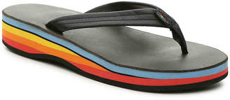 Rainbow 4 Layer Wedge Sandal - Women's