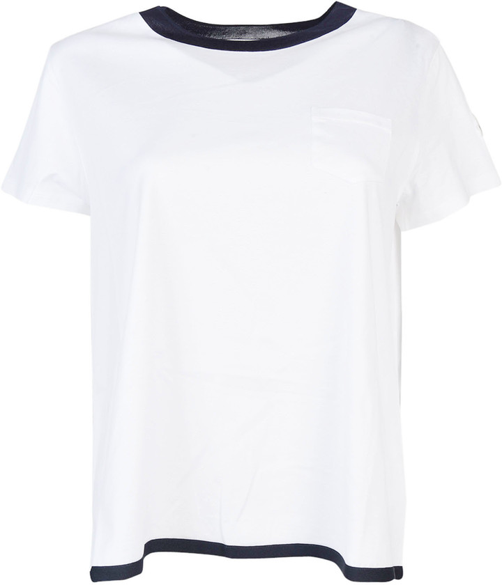 MonclerMoncler Breast Pocket T-shirt