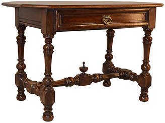 One Kings Lane Vintage 18th-C. French Walnut Desk