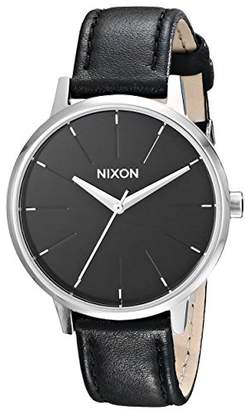 Nixon Women's A108000 Kensington Leather Watch
