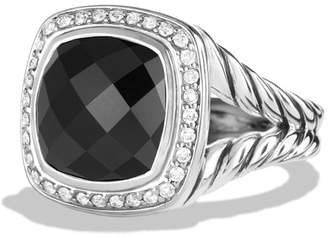 David Yurman David Yurman'Albion' Ring with Semiprecious Stone and Diamonds