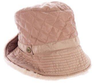 UGGUGG Australia Shearling Bucket Hat