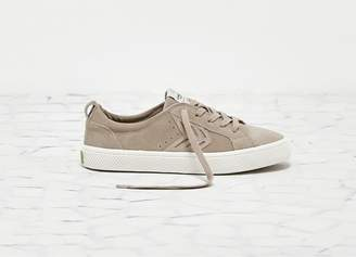 Cariuma CATIBA Low Cloud Sand Suede Sneaker Women