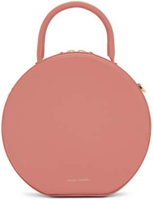 Mansur Gavriel Pink Circle Crossbody Bag