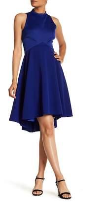 Ted Baker Hi-Lo Hem Dress