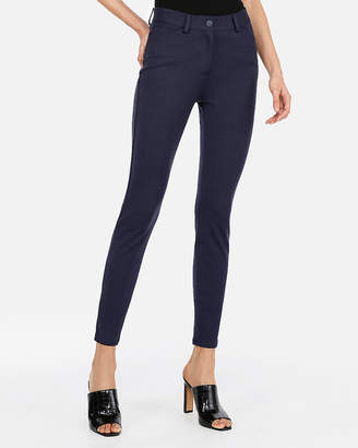 Express High Waisted Performance Stretch Legging Pant