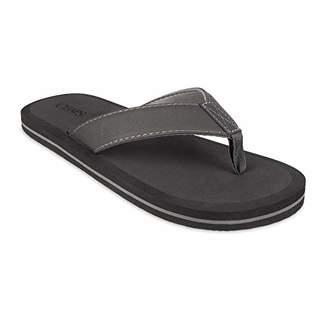 f816c5e98df62 Chaps Men s Athletic Flip Flops Sandal