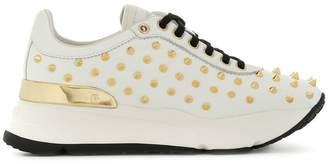 Ruco Line Rucoline studded sneakers