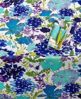 "Fiesta Garden Floral 60"" x 102"" Tablecloth"