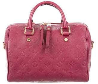 Louis Vuitton Empreinte Speedy 25