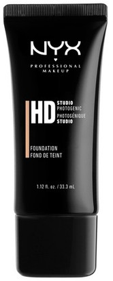 NYX HD Foundation $17.99 thestylecure.com