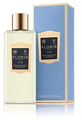 Floris London No.89 Moisturing Bath & Shower Gel