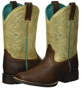 Ariat Quickdraw Cowboy Boots