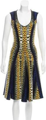 Fendi Knit Midi Dress w/ Tags