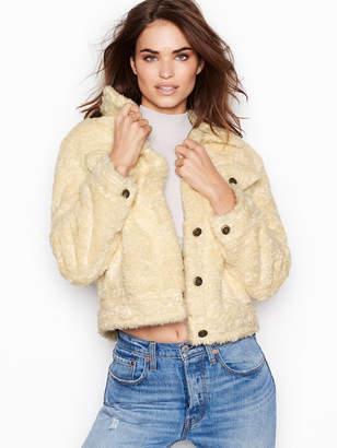 Victoria's Secret Victorias Secret Sherpa Jacket