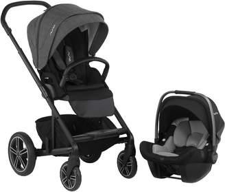 Nuna 2019 MIXX(TM) Stroller & PIPA(TM) Lite LX Infant Car Seat Set Travel System