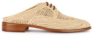 Clergerie Jaly 40 Raffia Mules