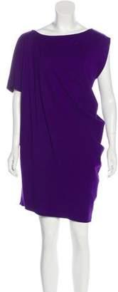 Diane von Furstenberg Twisted Wilma Knee-Length Dress