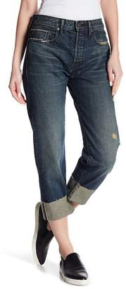 Vince Union Cuffed Slouch Jeans