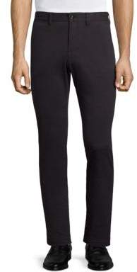 J. Lindeberg Chaze Slim-Fit Flannel Pants