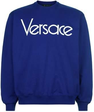 Versace Vintage Logo Sweatshirt