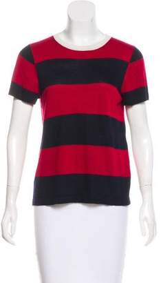 Jenni Kayne Striped Short Sleeve T-Shirt