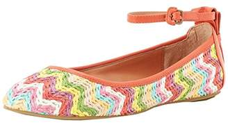 Luxury Rebel Women's Baxter Ankle-Strap Flat