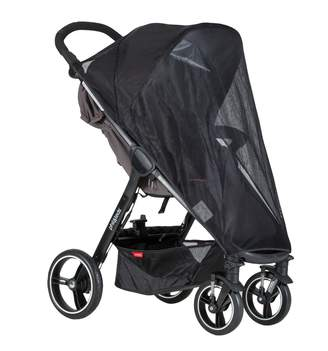 Phil & Teds 2016 Smart Buggy Stroller Sun Cover