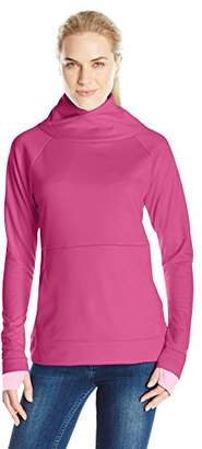 Champion Women's Performance Fleece Funnel Neck $19.49 thestylecure.com