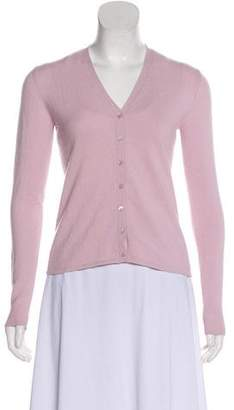 TSE Long Sleeve Button Up Cardigan