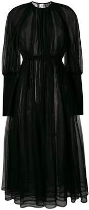 Comme des Garcons (コム デ ギャルソン) - Comme Des Garçons Noir Kei Ninomiya チュール ドレス