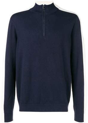 MICHAEL Michael Kors side stripe sweater