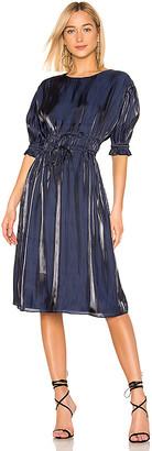 L'Academie The Yara Midi Dress