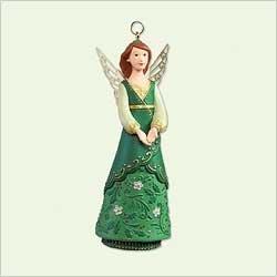Hallmark Joyful Tidings: Esmeralda 2005 Ornament QP1812