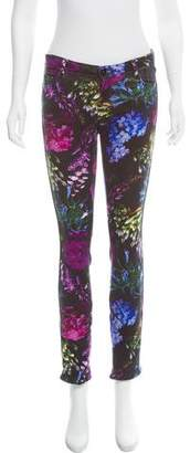 Each X Other Floral Skinny Pants