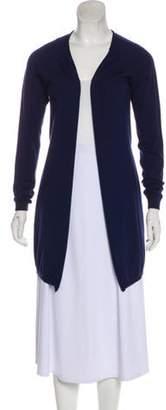 Etro Cashmere-Blend Cardigan Blue Cashmere-Blend Cardigan
