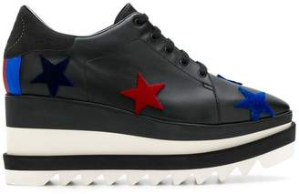Stella McCartney Star Elyse platform sneakers