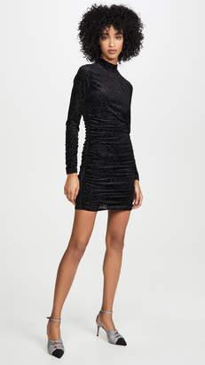 LIKELY Leopard Burnout Wylie Dress