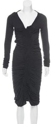 AllSaints Midi Trellis Dress w/ Tags
