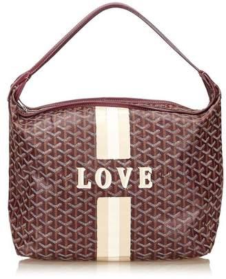 Goyard Vintage Fidji Shoulder Bag