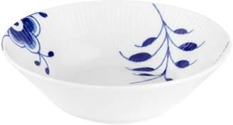 Royal Copenhagen Fluted Mega Porcelain Dessert Bowl