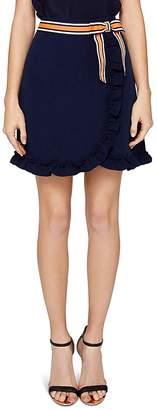 Ted Baker Xzenia Bow-Detail Skirt