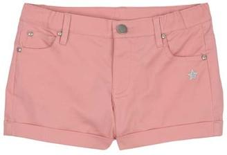 Mint Velvet Pale Pink Turn-Up Hem Short