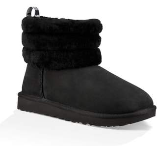 UGG Classic Mini Fluff Quilted Shaft Boot