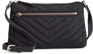 Nordstrom Mya Quilted Nylon Convertible Shoulder/Crossbody Bag