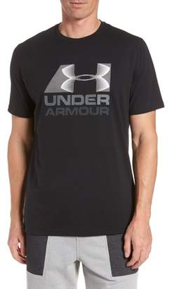 Under Armour Trim Fit Vanish Logo T-Shirt